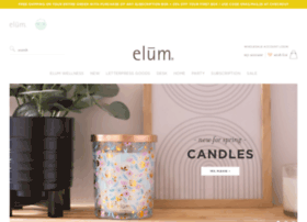 Elumdesigns.com thumbnail