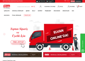 Elvan.com.tr thumbnail
