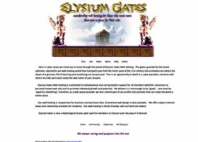 Elysiumgates.com thumbnail