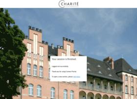 Email.charite.de thumbnail