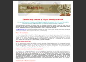 Emailreadingjob.com thumbnail