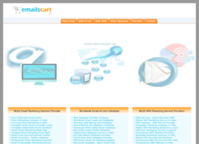 Emailscart.in thumbnail