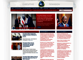 Emansion.gov.lr thumbnail