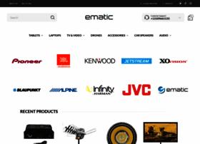Ematic.us thumbnail