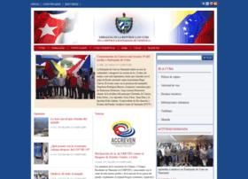 Embajadacuba.com.ve thumbnail