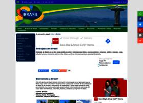 Embajadadebrasil.org thumbnail