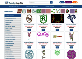 Embdesignshop.com thumbnail