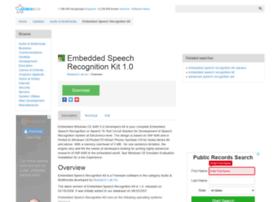 Embedded-speech-recognition-kit.updatestar.com thumbnail