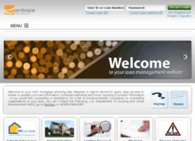 embracehomeloans.myloancare.com at Website Informer. Visit ...