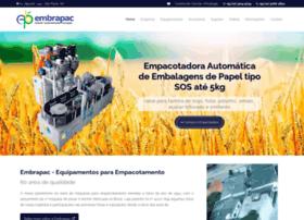 Embrapac.com.br thumbnail