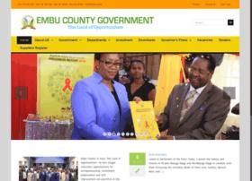 Embu.go.ke thumbnail