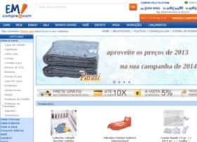 Emcompre.com.br thumbnail