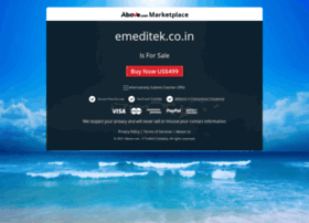 Emeditek.co.in thumbnail