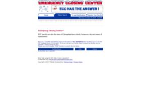Emergencyclosings.com thumbnail