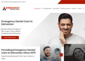 Emergencydentalclinics.ca thumbnail