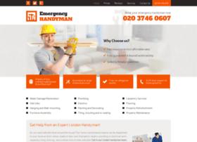 Emergencyhandyman.co.uk thumbnail