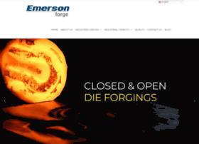 Emersonforge.in thumbnail