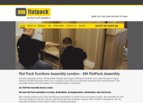 Emflatpack.co.uk thumbnail