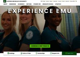 Emich.edu thumbnail