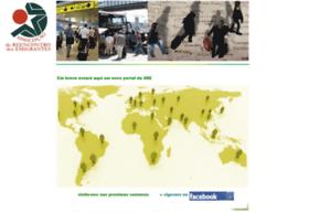 Emigrantes.org thumbnail