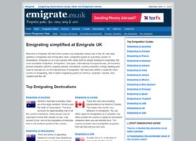 Emigrate.co.uk thumbnail