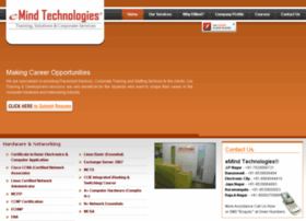Emindtechnologies.net thumbnail