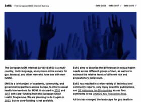 Emis-project.eu thumbnail