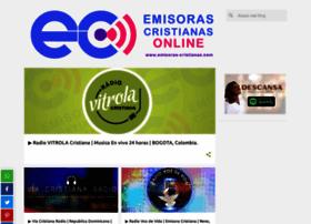 Emisoras-cristianas.com thumbnail