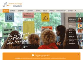 Emmauscollege.nl thumbnail