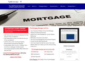 Emortgagemanager.net thumbnail