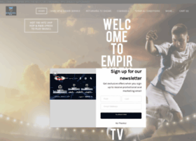 Empiretvcable.shop thumbnail