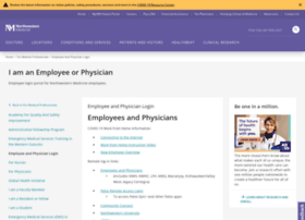 Employee.nm.org thumbnail