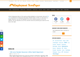 Employment-newspaper.com thumbnail