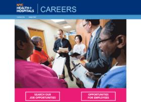 Employment.nychhc.org thumbnail
