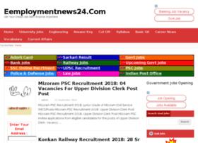 Employmentnewsi.com thumbnail
