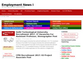 Employmentnewss24.com thumbnail