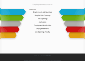 Employmentresources.us thumbnail