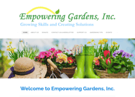 Empoweringgardensinc.org thumbnail