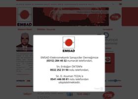 Emsad.org.tr thumbnail