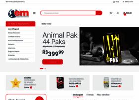 Emsuplementos.com.br thumbnail