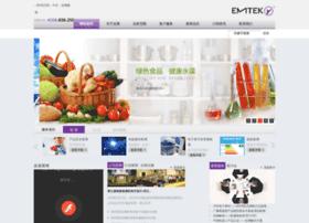 Emtek.com.cn thumbnail