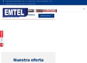 Emtel.net.co thumbnail