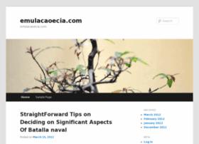Emulacaoecia.com thumbnail