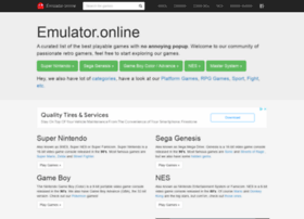 emulator online at WI  Emulator online | Play retro games online