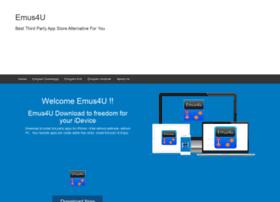 Emus4u.online thumbnail