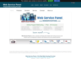En.webservicepanel.com thumbnail