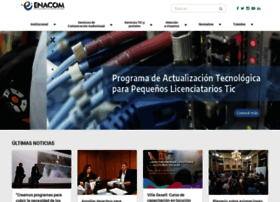 Enacom.gob.ar thumbnail
