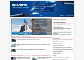 Enargys.ru thumbnail