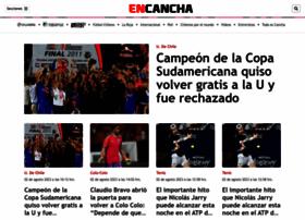 Encancha.cl thumbnail