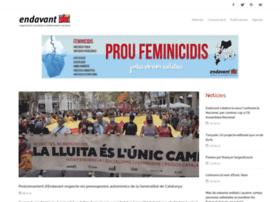 Endavant.org thumbnail